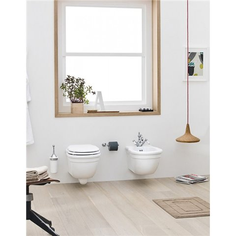 HERMITAGE SET WC AVEC ABATTANT SOFT CLOSE + BIDET SOSPENDU ARTCERAM SRL