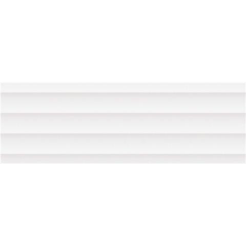 PROJECT WAVES WHITE MATT 25X75 PAUL CERAMICHE