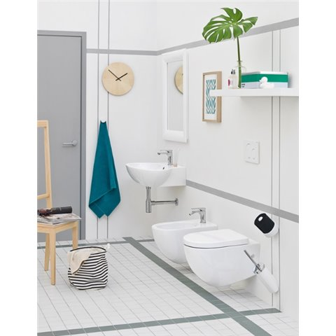 FILE 2.0 SET WC S/BRIDE AVEC ABATTANT SOFT CLOSE + BIDET SUSPENDU ARTCERAM SRL