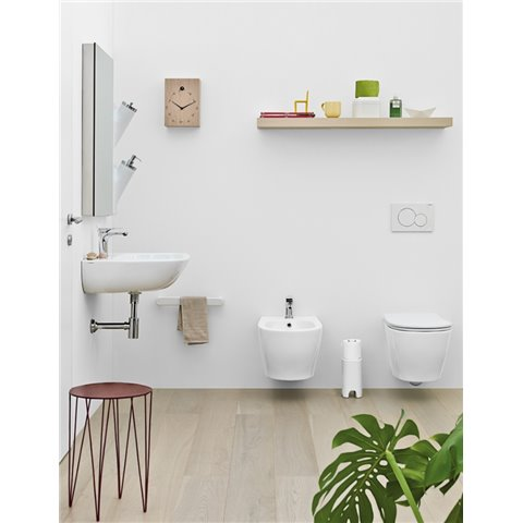 TEN SET NEW WC+BIDET+ABATTANT SOFTCLOSE SUSPENDU ARTCERAM SRL