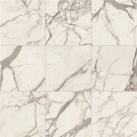 ELEMENTS LUX CALACATTA LAPPATO RECTIFIE' 60X60 KEOPE