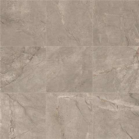 ELEMENTS LUX SILVER GREY RECTIFIE' 60X60 (matt) KEOPE