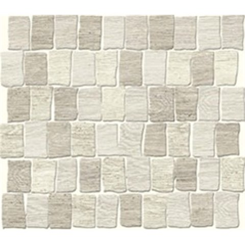 START MOSAICO RAW ALLWOOD GREY 26x30 NAXOS