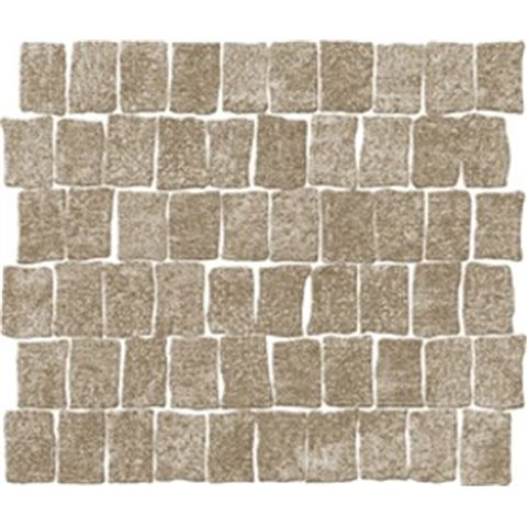START MOSAICO RAW TAUPE 26x30 NAXOS